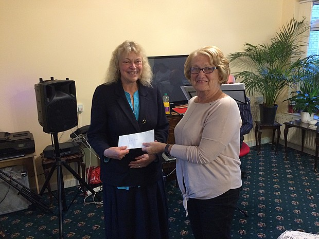 Maldon Rotary Club continues to generously support our residents....